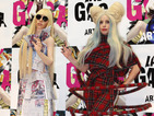Lady Gaga performs in Japan with GagaDolls - watch
