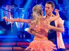 Hollyoaks actor bows out of Strictly at quarter-finals stage.