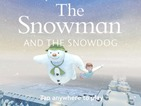Snowman and Snowdog app launched, brings Christmas to your tablet
