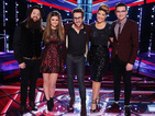The Voice finalists announced as another two acts are eliminated