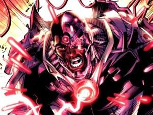 DC Comics's Cyborg