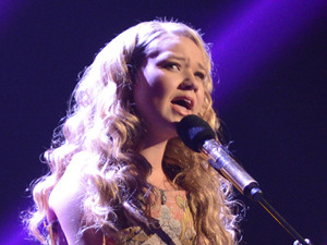 The X Factor USA Top 6: Rion Paige