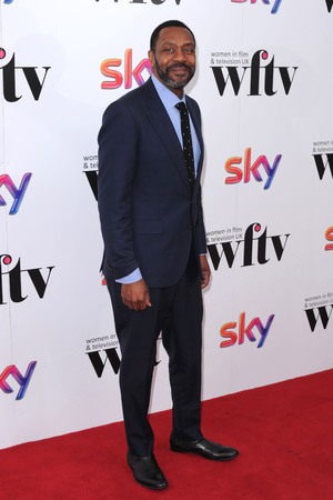 Lenny Henry at the Women in TV and Film Awards