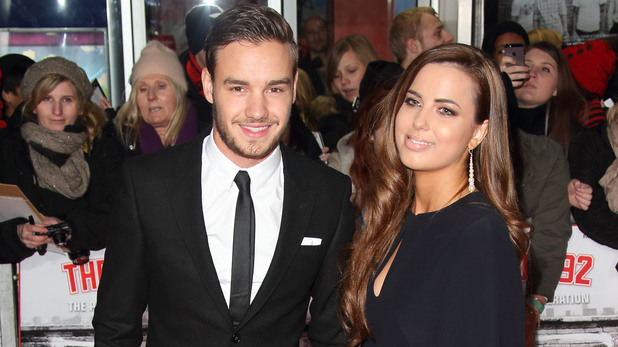 Liam Payne and girlfriend Sophia Smith