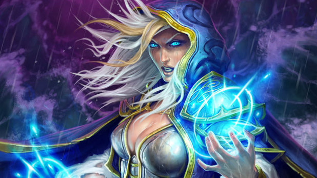 Hearthstone: Heroes of Warcraft artwork