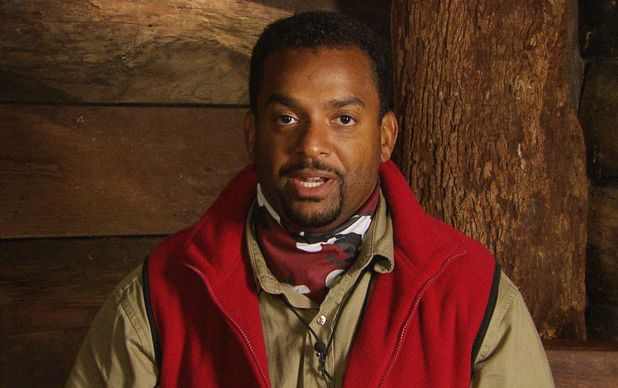 Alfonso Ribeiro on I'm A Celebrity: Best Carlton Banks on ...
