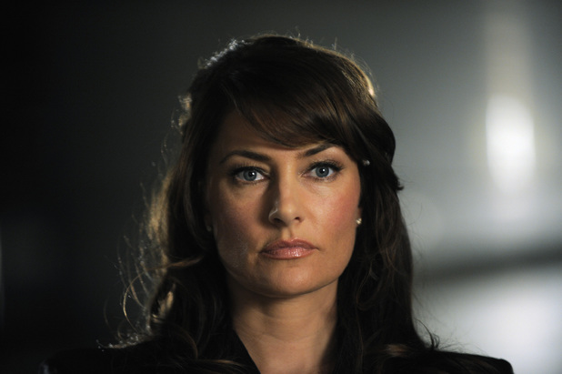 Madchen Amick as Jacqueline in Psych