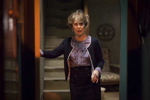 Una Stubbs in Sherlock Series 3