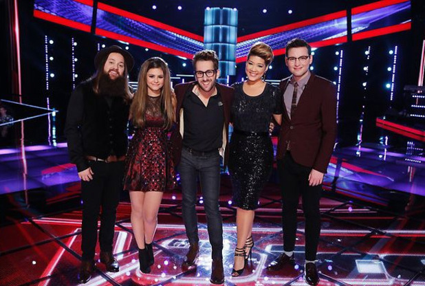 The Voice top 5: Cole Vosbury, Jacquie Lee, Will Champlin, Tessanne Chin, James Wolpert