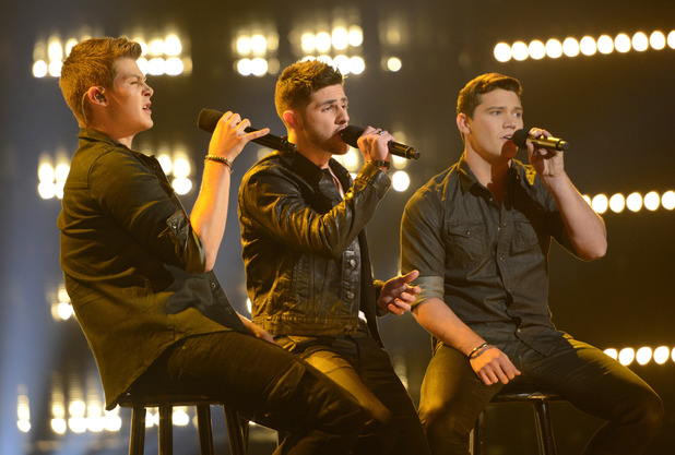 The X Factor USA Top 6: Restless Road