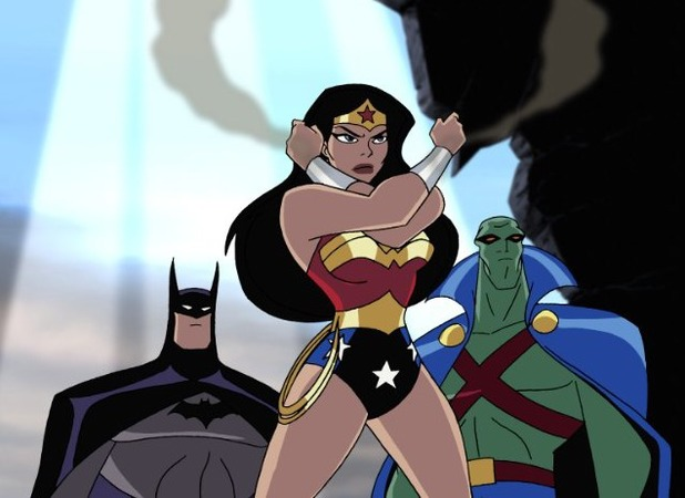 Wonder woman sex jla picture