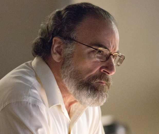 Mandy Patinkin as Saul Berenson in Homeland: 'Good Night'