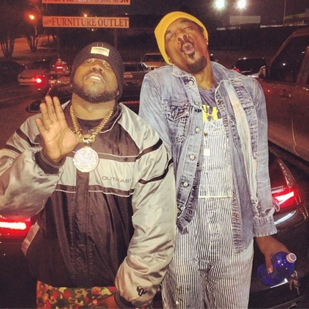 Outkast's Big Boi and André 3000 reunite