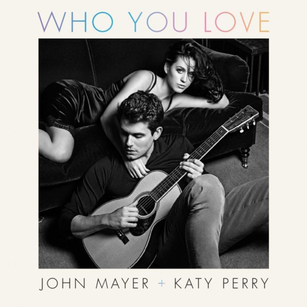 John Mayer, Katy Perry 'Who You Love' artwork
