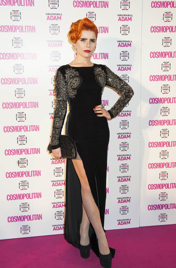 Paloma Faith at the Cosmopolitan Ultimate Women of the Year Awards