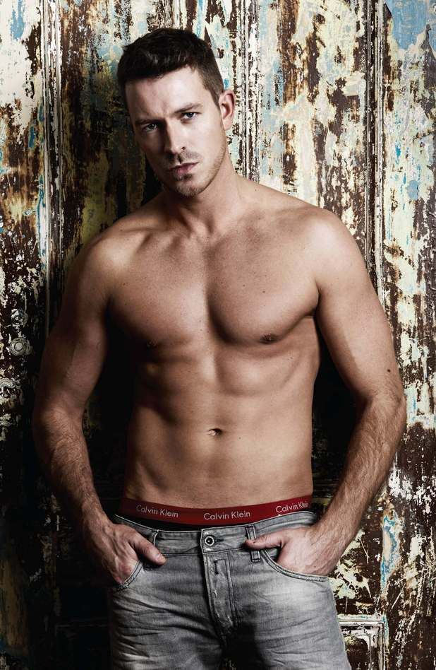 Ashley Taylor Dawson in Attitude magazine