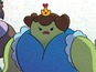 Adventure Time: Leth, Sterling on OGN