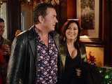 Alfie and Kat leave The Vic.