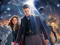 Five new images from 'The Time of the Doctor' are unveiled by the BBC.