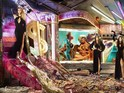 Digital Spy deconstructs David LaChapelle's festive dystopian tableaux.