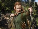 Evangeline Lilly in 'The Hobbit: The Desolation of Smaug'
