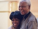 "Oprah says late South African leader was a man of ""grace and majesty""."