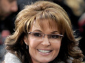 "Sarah Palin condemns ""Hollywood leftists"" for criticizing American Sniper."