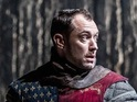 The critics lavish praise on Jude Law's latest Shakespeare performance.