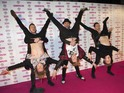 McBusted at the Cosmopolitan Ultimate Women of the Year Awards