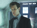 "Matt Smith calls his final episode with the sci-fi smash ""mad"" and ""ingenious""."