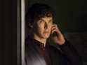 How did Twitter and the forums react to series three of Sherlock?