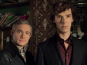 Freeman speaks to DS about Holmes and Watson's relationship in new series.