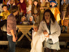 Coronation Street's Kylie Platt causes drunken scene at nativity