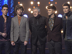Louis Walsh disappointed with Union J: 'I thought they'd be bigger'