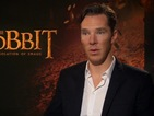 Benedict Cumberbatch on The Hobbit: 'Smaug is a monster of ego'