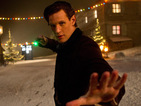 Doctor Who: Matt Smith, Daleks, guest stars in new Christmas pictures