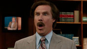 Ron Burgundy meets Linda Jackson in a preview clip of Anchorman 2: The Legend Continues.