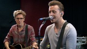 McFly perform a stripped back version of their hit 'Shine A Light' for DS Sessions