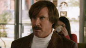 Ron Burgundy gets an offer he can't refuse in this exclusive new clip from Adam McKay's sequel.