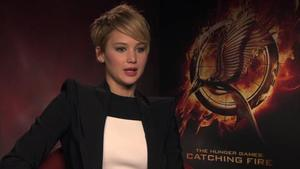 """Jennifer Lawrence to Digital Spy: """"I just don't want to touch you at all"""""""