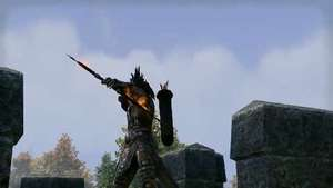 Elder Scrolls Online PvP gameplay trailer