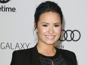 The Hollywood Reporter Women in Entertainment Breakfast, Los Angeles, America - 11 Dec 2013 Cat DeeleyDemi Lovato
