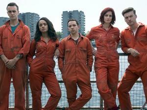 'Misfits' series finale image.