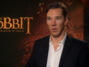 Desolation of Smaug star speaks to Digital Spy about becoming a dragon.
