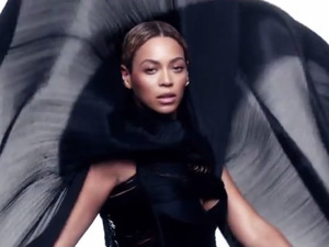 Beyoncé 'Ghost' video still