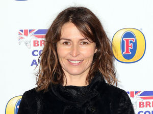 Helen Baxendale at the British Comedy Awards at Fountain Studios in Wembley