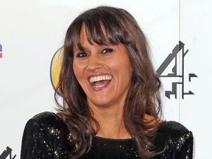 Nina Conti at the British Comedy Awards at Fountain Studios in Wembley