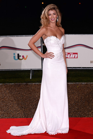 Amy Willerton, The Sun Military Awards 2013, London, Britain - 11 Dec 2013