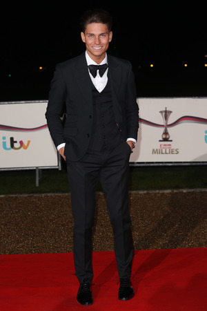 The Sun Military Awards 2013, London, Britain - 11 Dec 2013 Joey Essex