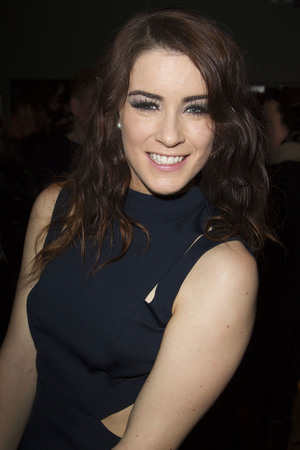 'American Psycho' play press night after party, London, Britain - 12 Dec 2013 Lucie Jones